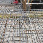 Litfassstraße - Bewehrung Decke über KG
