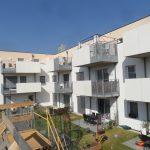 Marchegg - Ansicht Wohnhaus (Bauteil 1)