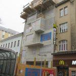 Favoritenstraße - Ansicht Straßenseite