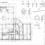 Endressstraße 17 - Schalungsplan - Decke über Kellergeschoß