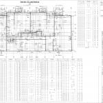 Endressstraße 17 - Bewehrungsplan - Decke über 1.OG
