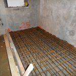 Umbau im Bestand - Einbau einer neuen Bodeplatte zur Fundamentverstärkung