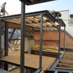 Dachgeschoßausbau - Neue Dachkonstruktion