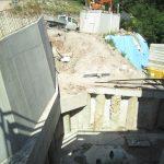 Hinterbrühl - Stützmauer