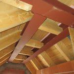 Hinterbrühl - Dachkonstruktion